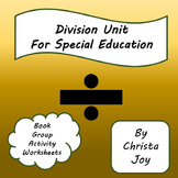 Division Unit for Special Education