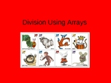 Division Using Arrays