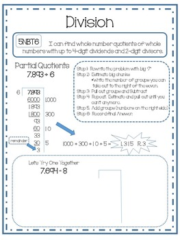 Quotients Worksheet Photos - Toribeedesign