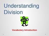 Division Vocbulary PPT