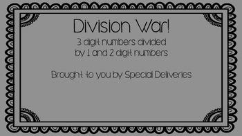 Division War!