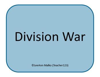 Division War - Fun Game
