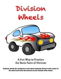 Division Wheels - A Fun Way to Practice the Basic Facts of Division