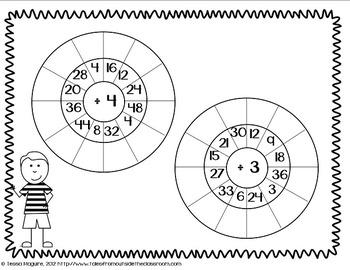 Division Wheels