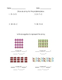Division With Arrays Worksheets