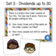 Introduction to Division With Remainders Hands-On Activities