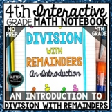 Intro to Division with Remainders