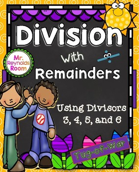 Division Game (With Remainders)