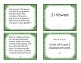 Division Word Problem with Interpretting Remainders Scoot