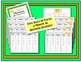 Division Word Problems, 2 Step Word Problems & Division Facts 3in1Set: Test Prep