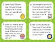 Division Word Problems (Spring Themed)