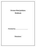 Division Word Problems Workbook