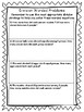 Division Worded Problems Handouts