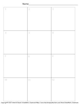 Division Worksheets: Grid Drawing Math Fun!