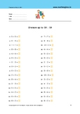 Division Worksheets Year 3 FREE