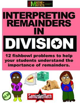 Division and Interpreting Remainders