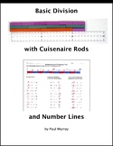 Division and Multiplication with Cuisenaire Rods and Number Lines