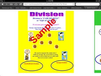 Division as Fair Share