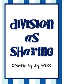 Division as Sharing-Common Core