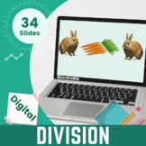Division by sharing - Kindergarten, Year 1