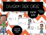 Division cards - Equal Groups