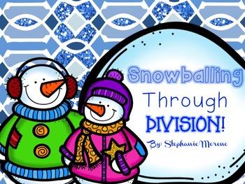 Division fact practice BUNDLE