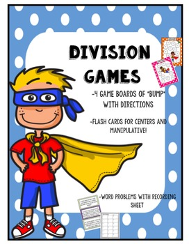 Division games!