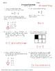 Dividing Fractions CCSS Worksheets