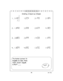 Division of Multi-Digit Numbers by 2-Digit Numbers