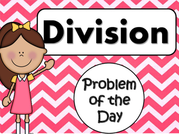 Division Warm Ups: Problem of the Day