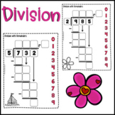 Division practice Google Slides™, Long Division, Dividing with remainders