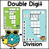 Division practice Google Slides™, Long Division, Division with remainders