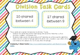 Division shared between task cards