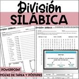 División silábica/Diptongos, hiatos y triptongos