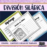 División silábica | SPANISH Syllabic division