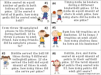 Division using Multiplication Bundle