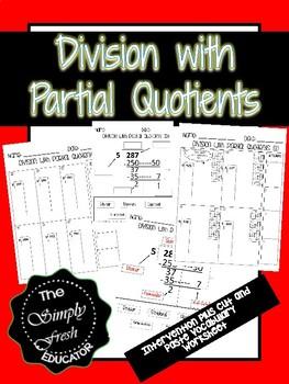 Division using Partial Quotients (7 Method)