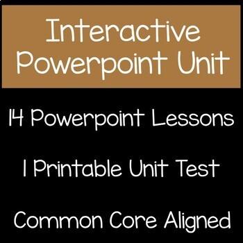 Division Math Unit 4th Grade Common Core