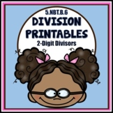 Division with 2-Digit Divisors