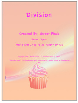 Division with 3 and 4 digit Dividends