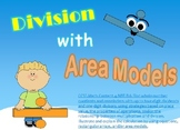 Division with Area Model