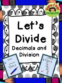 Division with Decimals