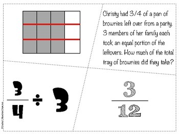 Division with Fractions - part 1