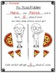 Division with Pizza {Differentiated}