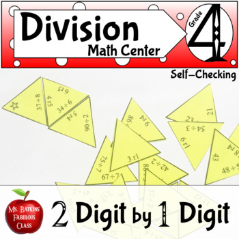 Division with Remainders Two digit by One digit
