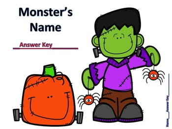 Division with Remainders:  Halloween Math
