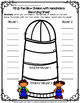 Division with Remainders: Fill Up The Silo Math Center {2-3 digits by 1 divisor}