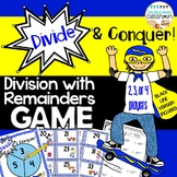 Division with Remainders Game: Divide and Conquer!