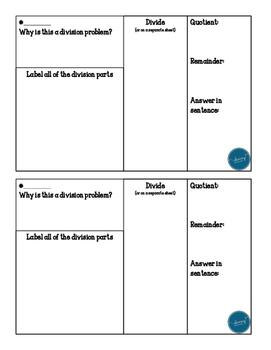 Division with Remainders   Interpreting Remainders