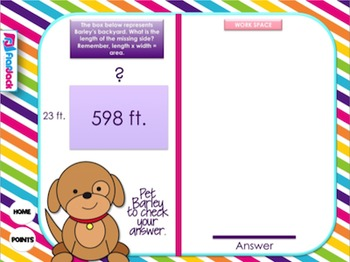 Division with Two Digit Divisors SMART BOARD Game (CSS 5.NBT.B.6)